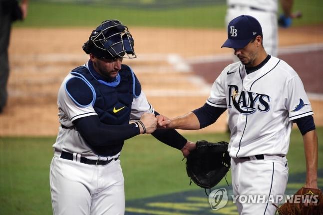 MLB 탬파베이 '투타 기둥' 모턴·주니노 내년 옵션 포기
