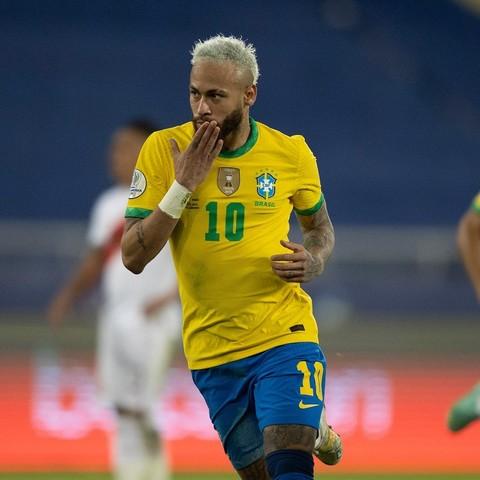 브라질 2경기 7골' 막강 화력의 브라질 독주, 콜롬비아가 저지할까?????